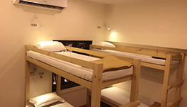 Bollywood Bed & Breakfast-4-bed-dorm-1