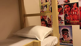 Bollywood Bed & Breakfast-6-bed-dorm-2