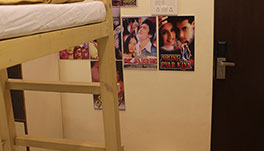 Bollywood Bed & Breakfast-7-bed-dorm-5