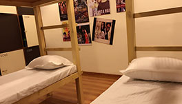 Bollywood Bed & Breakfast-9-bed-dorm-1