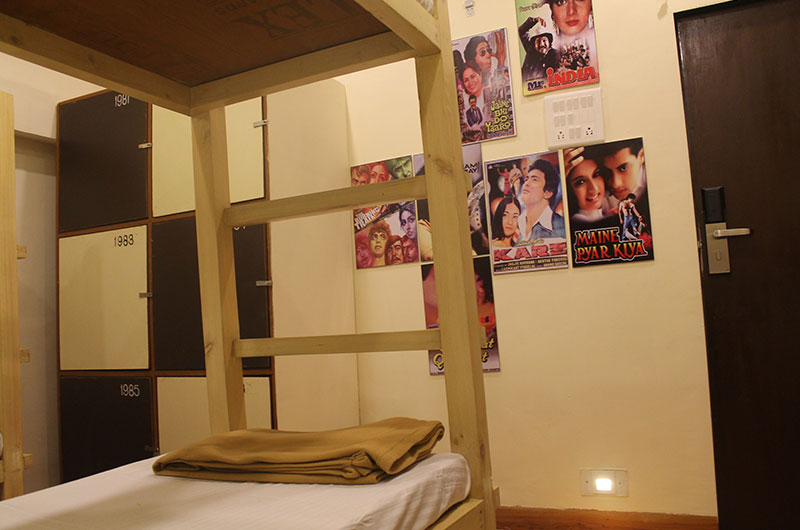 Bollywood Bed & Breakfast-1950 (8 Bed Mixed Dorm)